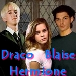 Draco/Hermione/Blaise