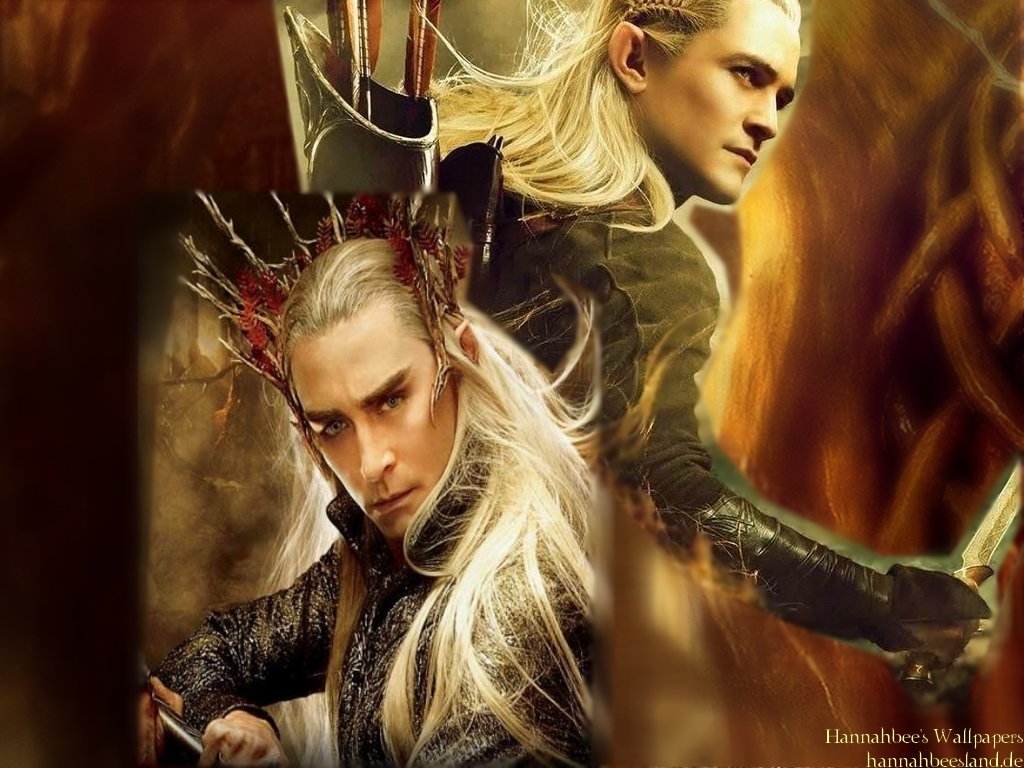 Mirkwood's hottest father son duo